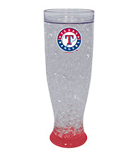 TNT Media Group Texas Rangers Ice Pilsner Glass
