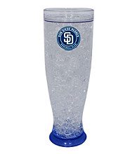 TNT Media Group San Diego Padres Ice Pilsner Glass