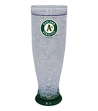 TNT Media Group Oakland Athletics Ice Pilsner Glass