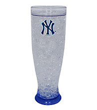 TNT Media Group New York Yankees Ice Pilsner Glass