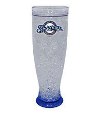 TNT Media Group Milwaukee Brewers Ice Pilsner Glass