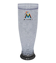 TNT Media Group Miami Marlins Ice Pilsner Glass