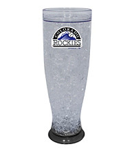 TNT Media Group Colorado Rockies Ice Pilsner Glass
