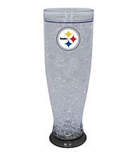 TNT Media Group Pittsburgh Steelers Ice Pilsner Glass