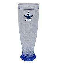 TNT Media Group Dallas Cowboys Ice Pilsner Glass
