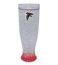 TNT Media Group Atlanta Falcons Ice Pilsner Glass