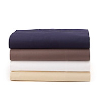 LivingQuarters 500-Thread Count Egyptian Cotton Deep Pocket Sheet Sets