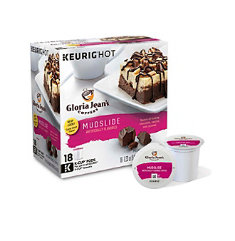 Keurig Gloria Jean's® Mudslide Flavored Coffee 18-pk. K-Cups®