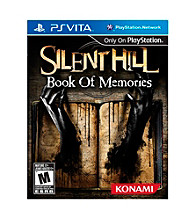 PlayStation® Vita Silent Hill Book Of Memories