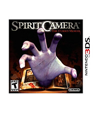 Nintendo 3DS® Spirit Camera The Cursed Memoir