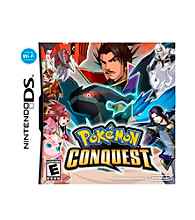 Nintendo DS® Pokemon Conquest