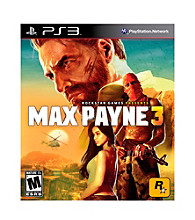 PlayStation® 3 Max Payne 3