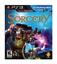 PlayStation® 3 Move Sorcery with Motion Control