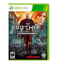 Xbox® 360 The Witcher 2:Assassins Of Kings
