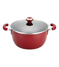 Paula Deen® 5.5-qt. Red Covered Casserole
