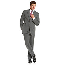 Geoffrey Beene® Men's Black & White Suit Separates