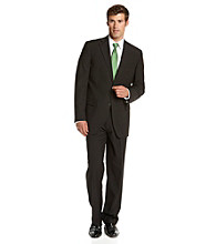 Geoffrey Beene® Men's Black Stripe Suit Separates