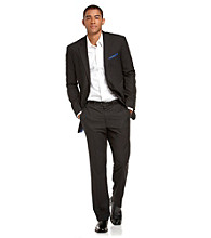 Billy London® Men's Black Slim Fit Suit Separates