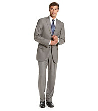 Dockers® Men's Gray Sharkskin Suit Separates