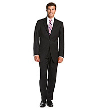 Dockers® Men's Black Herringbone Suit Separates