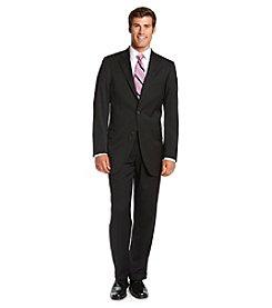 Dockers® Men's Black Herringbone Suit Separates