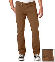 Calvin Klein Jeans® Men's Cabin Slim Straight Color Wash