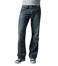 Silver Jeans Co. Men's Indigo Grayson Relaxed Fit Jeans