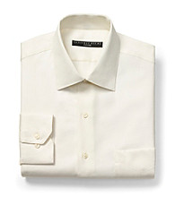 Geoffrey Beene® Men's Almond Long Sleeve Dress Shirt