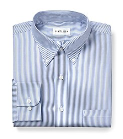 Van Heusen® Men's Pinpoint Bengal Stripe Long Sleeve Dress Shirt
