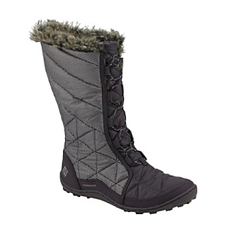 "Columbia ""Minx Mid Flash"" Cold Weather Boot - Black"
