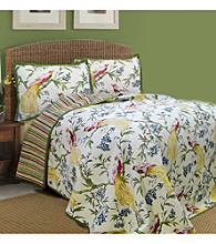 Song Bird Quilt Colletion by Bay Linens
