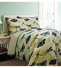 Papillion Quilt Collection by Bay Linens