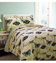 Papillion Comforter Set by Scent-Sation, Inc.
