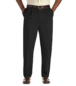 Oak Hill® Men's Big & Tall Waist Relaxer Premium Pant