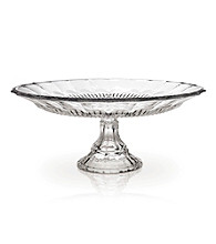 Mikasa® Bella Court Footed Cake Plate