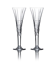 Mikasa® Avenue Set of 2 Toasting Flutes
