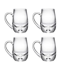 Mikasa® Brewmaster Set of 4 Bubble Mugs