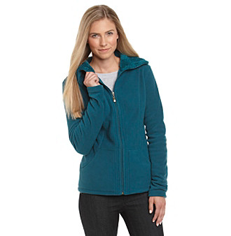 Exertek® Microfleece Jacket With Sherpa Collar