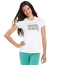 Levi's® Juniors' Boombox Graphic Tee