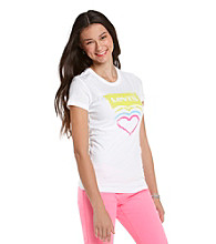 Levi's® Juniors' Heart Graphic Tee