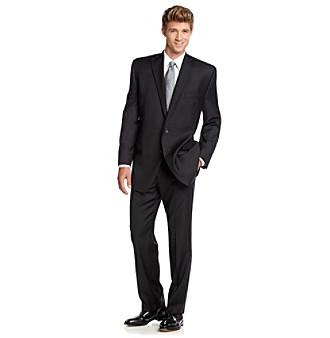 Lauren Ralph Lauren Men's Black Suit Separates