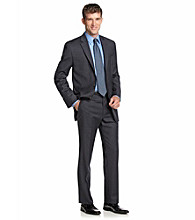 Lauren® Men's Navy Plaid Suit Separates
