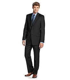 Lauren Ralph Lauren Men's Olive Suit Separates