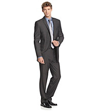 Calvin Klein Men's Gray Suit Separates