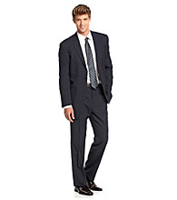 Kenneth Cole REACTION® Men's Navy Stripe Suit Separates