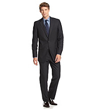 Kenneth Cole REACTION® Men's Gray Stripe Suit Separates