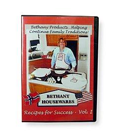 Bethany Housewares Lefse & Krumkake DVD