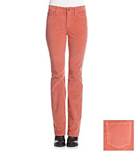 NYDJ® Corduroy Marilyn Straight Leg Pants
