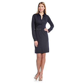 Anne Klein® Polo Dress