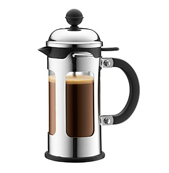 Bodum® Chambord 3-Cup French Press Coffeemaker with Spill-Proof Spout